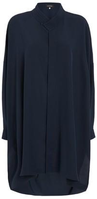 eskandar Floaty Silk Shirt