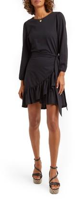 Rebecca Minkoff Josephine Tie Sash Dress