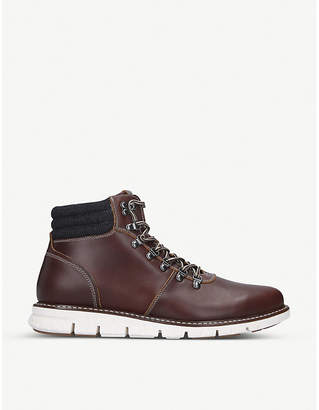 Aldo Rendalle leather hiker boots