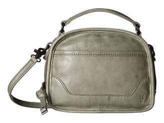 Frye Melissa Top-Handle Crossbody (Cognac) Handbags