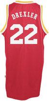 adidas Men's Clyde Drexler Houston Rockets Retired Player Swingman Jersey