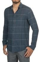 Jeremiah Dillon Pucker Twill Shirt - Long Sleeve (For Men)