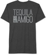 JEM Men's Tequila Es Mi Amigo Graphic-Print T-Shirt