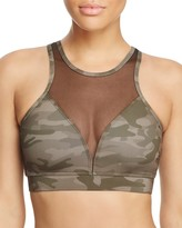 Onzie High-Neck Sports Bra - 100% Exclusive