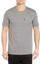 Ben Sherman Men's Prince Of Wales Print T-Shirt