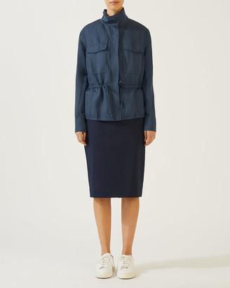 Jigsaw Linen Tencel Jacket