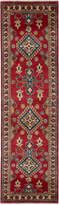 Ecarpetgallery Finest Gazni Hand-Knotted Wool Uzbek Runner