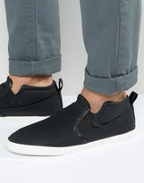 Brave Soul Slip On Sneakers