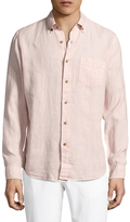 Tailor Vintage Solid Button-Down Sportshirt