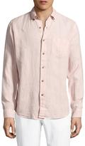Tailor Vintage Solid Button-Down Sportshirt