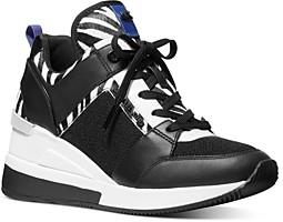 MICHAEL Michael Kors Women's Georgie Platform Sneakers