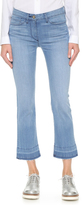 3x1 W2.5 Crop Baby Boot Cut Jeans