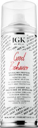 IGK Good Behavior Spirulina Protein Smoothing Spray