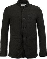Individual Sentiments mandarin collar jacket