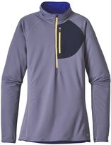 Patagonia Women's Thermal Speedwork Zip-Neck