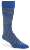 BOSS Men's Marc Stripe Crew Socks