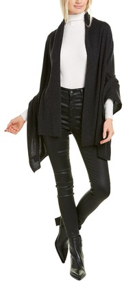 Sofia Cashmere Sofiacashmere Oversized Cashmere Travel Wrap With Case