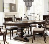 Pottery Barn Banks Oval Dining Table