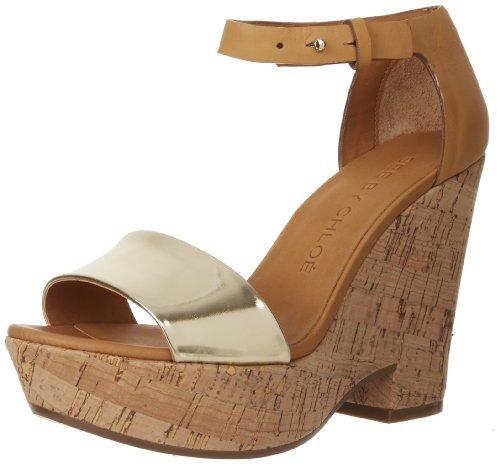 See by Chloe Women's SB20055 Wedge Sandal