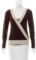Henry Beguelin Cashmere Long Sleeve Sweater Set