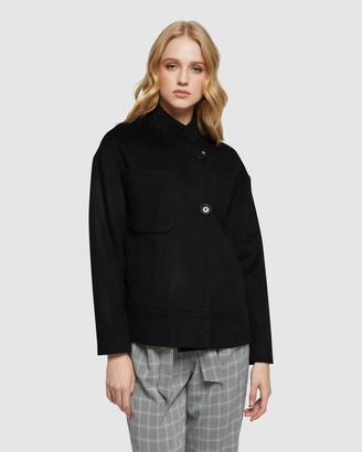 Oxford Sammy Pocket Front Jacket