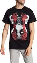 Rogue Lace Roses Short Sleeve Graphic Tee