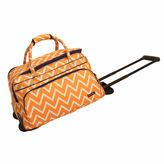 Asstd National Brand Jenni Chan Madison Soft Carry All Wheeled Duffel