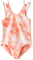 Tori Praver Swimwear Keiki Elena One Piece in Coral. - size L (also in M,S)
