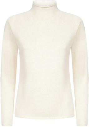 Max Mara High-Neck Sweater