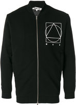 McQ glyph icon print casual jacket
