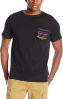Threads 4 Thought Men's Baja Jacquard Pocket Tee
