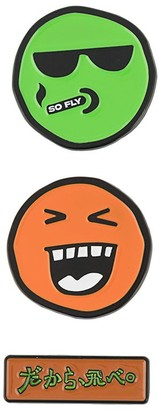 DUOltd Smiley Pin Set