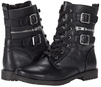 Rachel Harley (Little Kid/Big Kid) (Black) Girl's Shoes