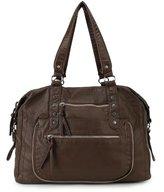 Scarleton Soft Washed Multi Zip Shoulder Bag H171501