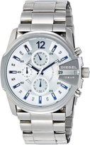 Diesel Men's DZ4181 Stainless-Steel Quartz Watch with Dial