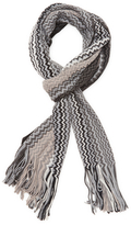 Missoni Chevron Wool Long Scarf