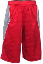 Under Armour Boys' SC30 Essentials Printed Shorts