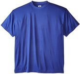 Russell Athletic Men's Big-Tall Solid Short Sleeve Dri-Power Crew