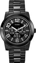 GUESS GUESS? Men's U0264G3 Stainless-Steel Quartz Watch