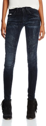 G Star Women's 5620 Custom Mid Skinny Women Joll Super Stretch Jean