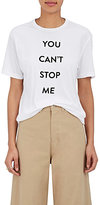 "Prabal Gurung Women's ""You Can't Stop Me"" T-Shirt"