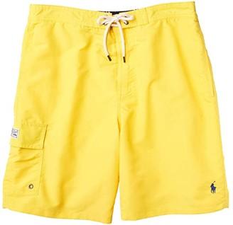 Polo Ralph Lauren Kailua Swim Trunks (Baby Blue) Men's Swimwear