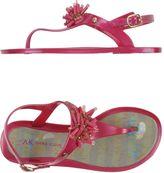 Anne Klein Thong sandals