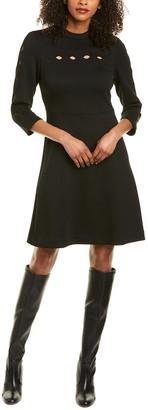 Elie Tahari Senna Sheath Dress