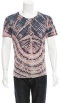 Raquel Allegra Pullover Tie-Dye T-Shirt w/ Tags