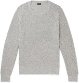 J.crew - Marled Cotton Sweater