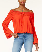 GUESS Riley Off-The-Shoulder Top