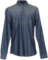 Patrizia Pepe Denim shirts - Item 38625881