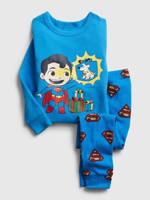 DC babyGap   Superman PJ Set