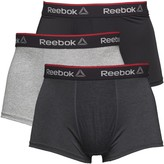 Reebok Mens Redgrave Performance Short Three Pack Trunks Mix